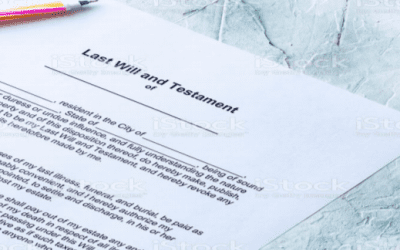KEY ISSUES WHEN CREATING A TESTAMENTARY TRUST